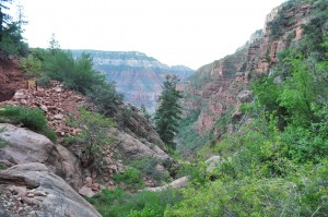 North Kaibab Trail Grand Canyon